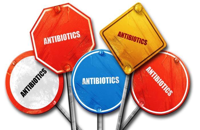 antibiotics signs