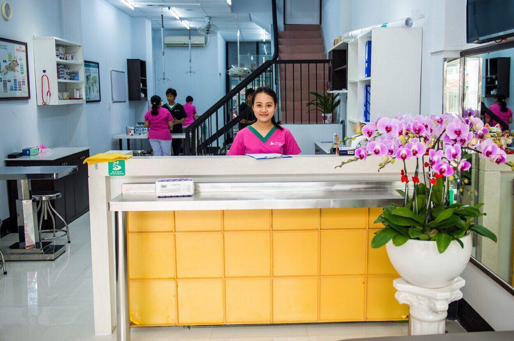 phòng khám thú y